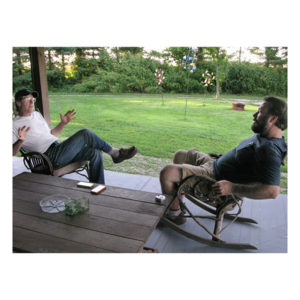Robert Erickson sits down with woodworker David Stine for an afternoon conversation