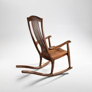 Handmade South Yuba Rocking Chair