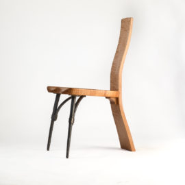Custom handmade Salin Side Chair