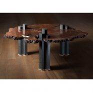 Our uniquely-designed Columnar Coffee Table