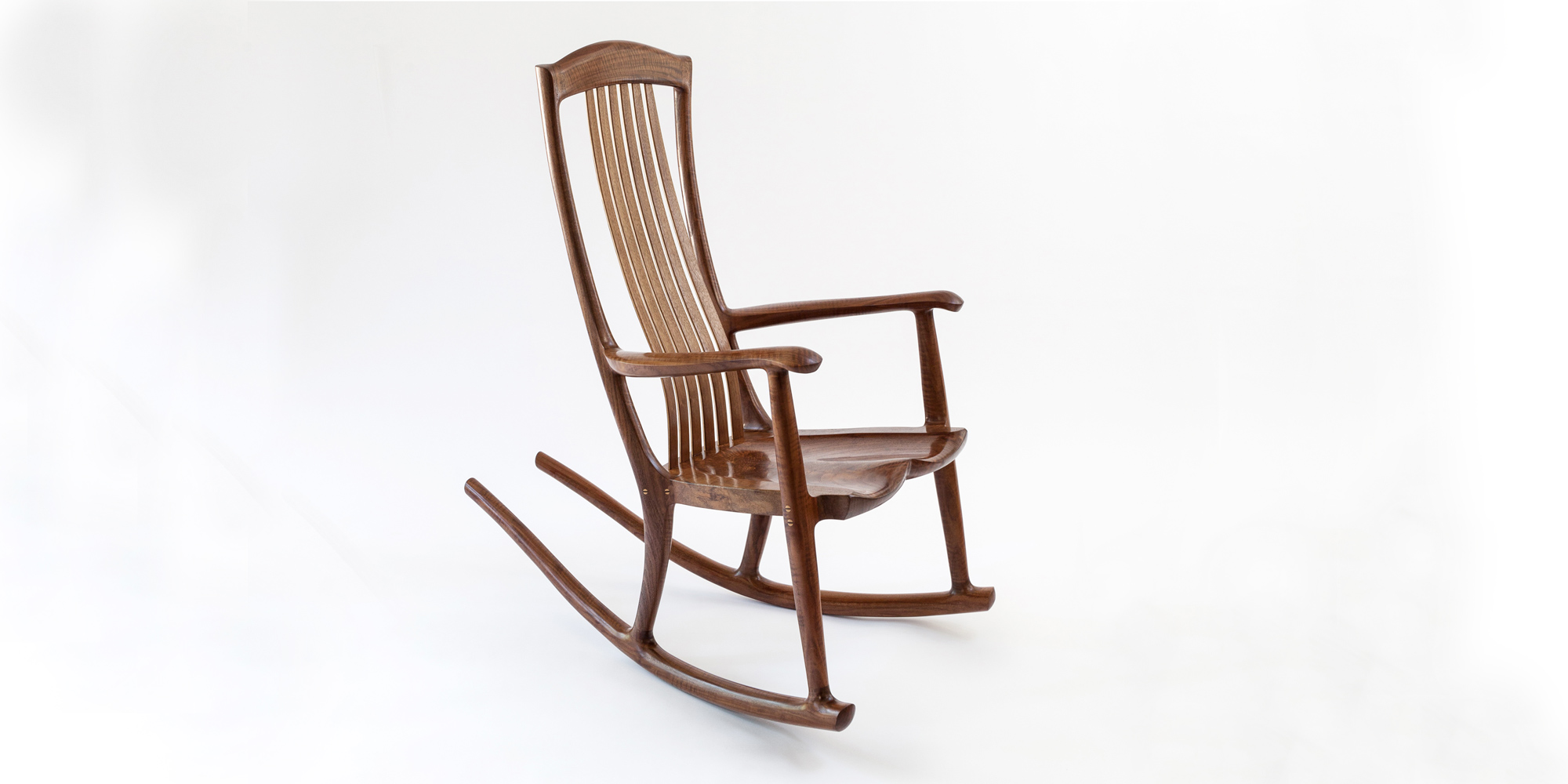 Our signature handmade South Yuba Rocking Chair