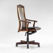 Side view of Niobrara Office Chair