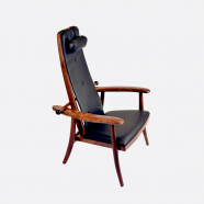 Handcrafted Kitkitdizze Recliner
