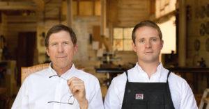 Erickson Woodworking woodworkers Robert Erickson and Tor Erickson