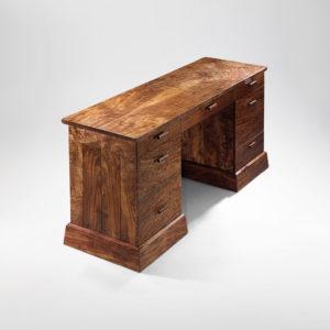 Rockholt California walnut desk