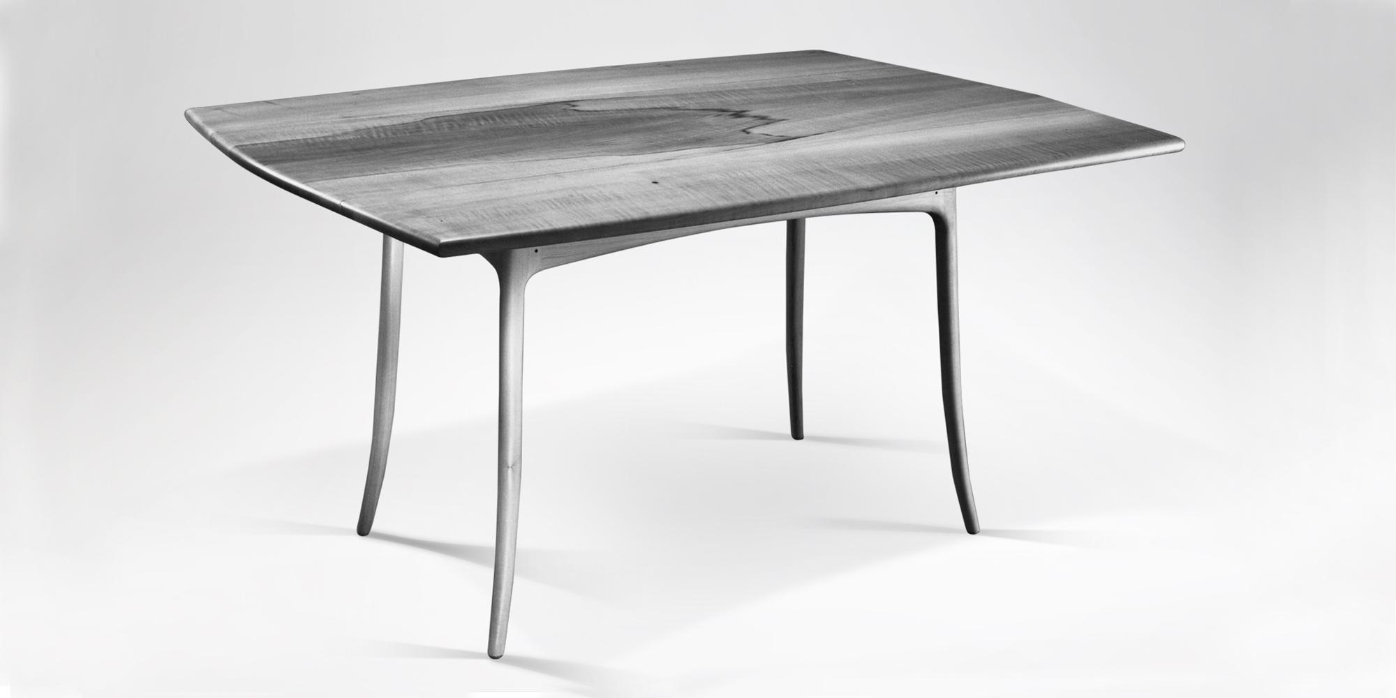 Our custom handmade Alaska Table