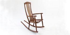Our signature handmade South Yuba Rocking Chair